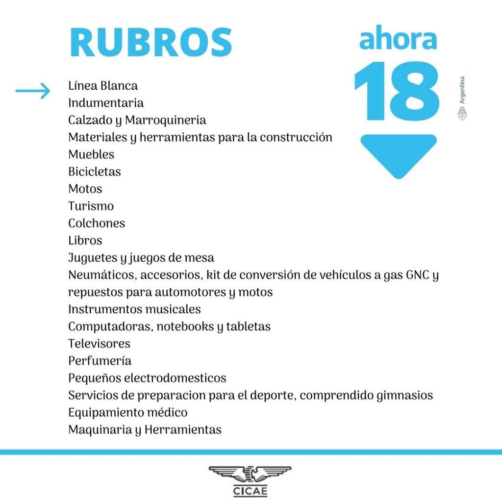 AHORA 12: SE OFICIALIZARON LOS CAMBIOS EN EL PROGRAMA
