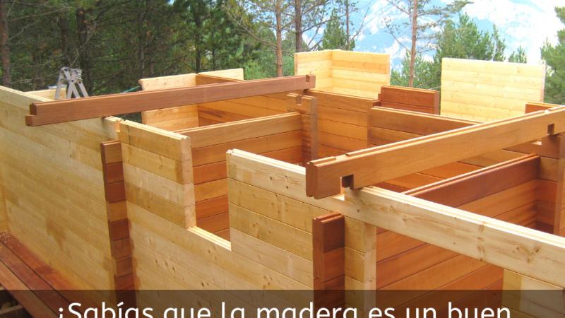 ¿Por qué es tan importante la construcción en madera?