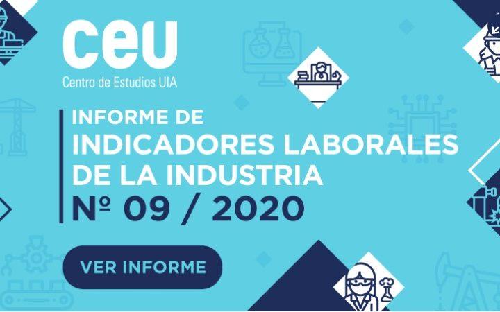 Indicadores laborales en la Industria Nº 9 – 2020